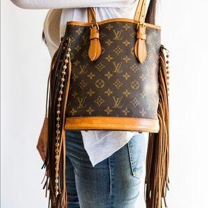 Louis Vuitton Fringe Bag